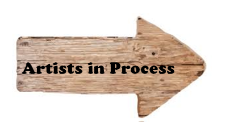 Artists in process